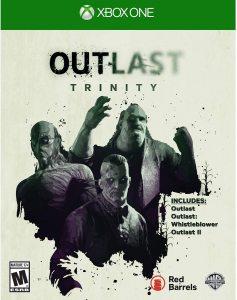 Xbox One Outlast trinity