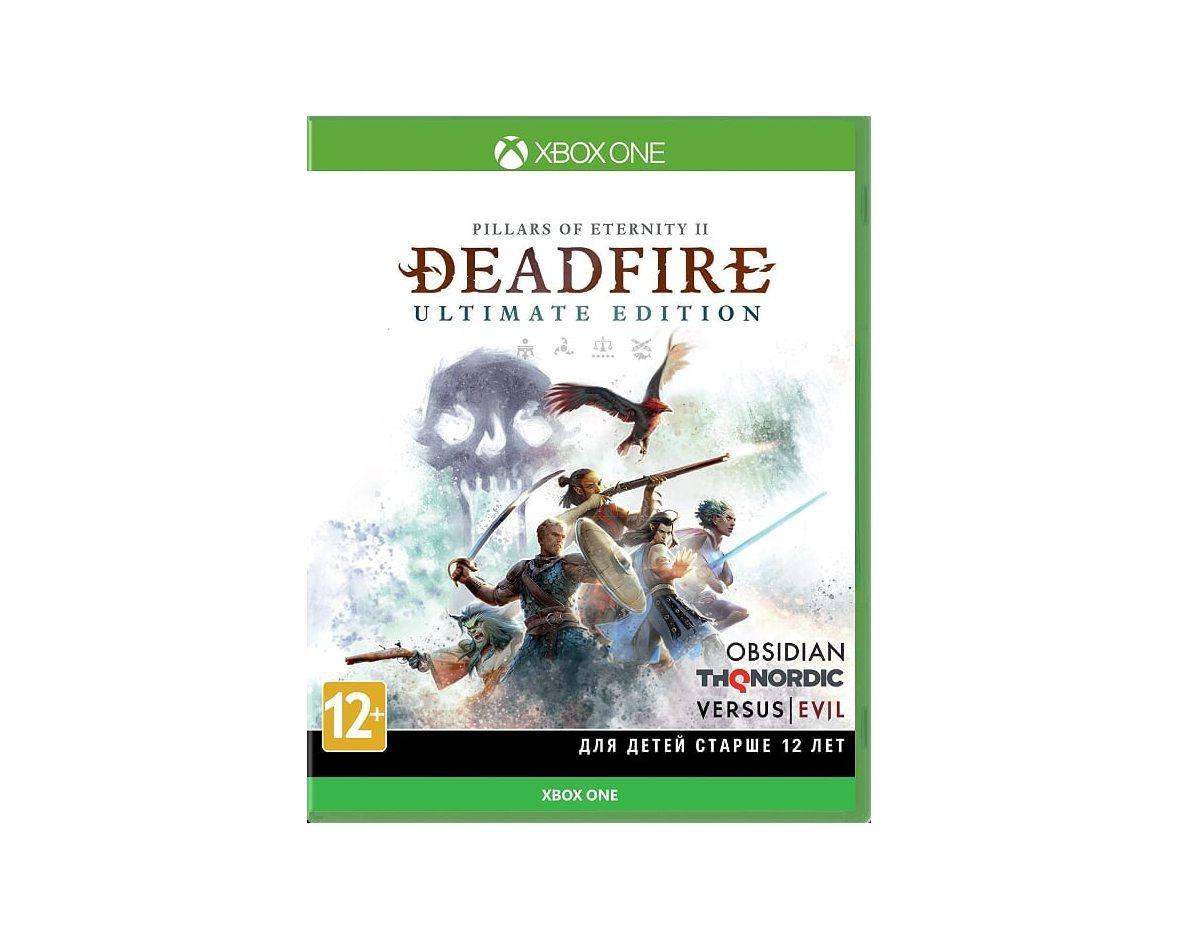 Xbox One Pillars of Eternity II: Deadfire - Ultimate Edition Xbox One