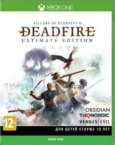 Xbox One Pillars of Eternity II: Deadfire - Ultimate Edition