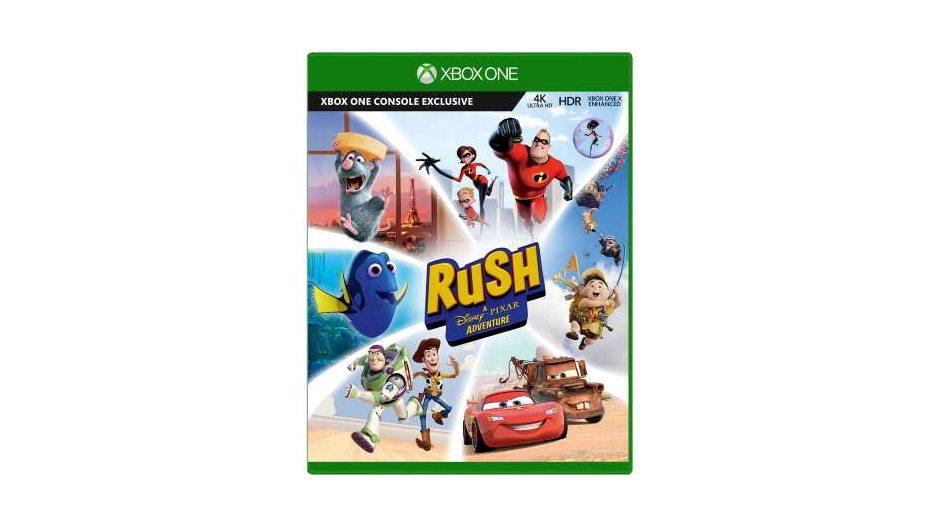 Xbox One Pixar Rush Xbox One