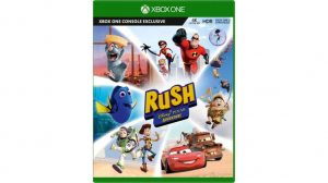 Xbox One Pixar Rush