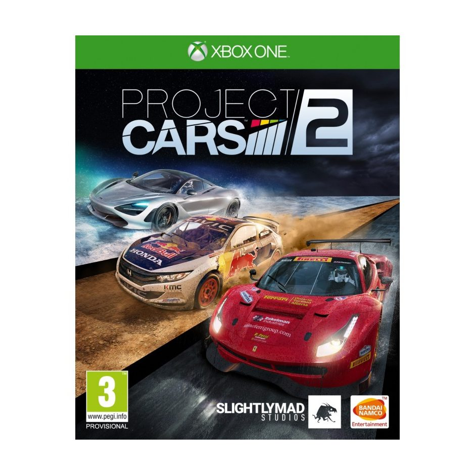 Xbox One Project Cars 2 Xbox One