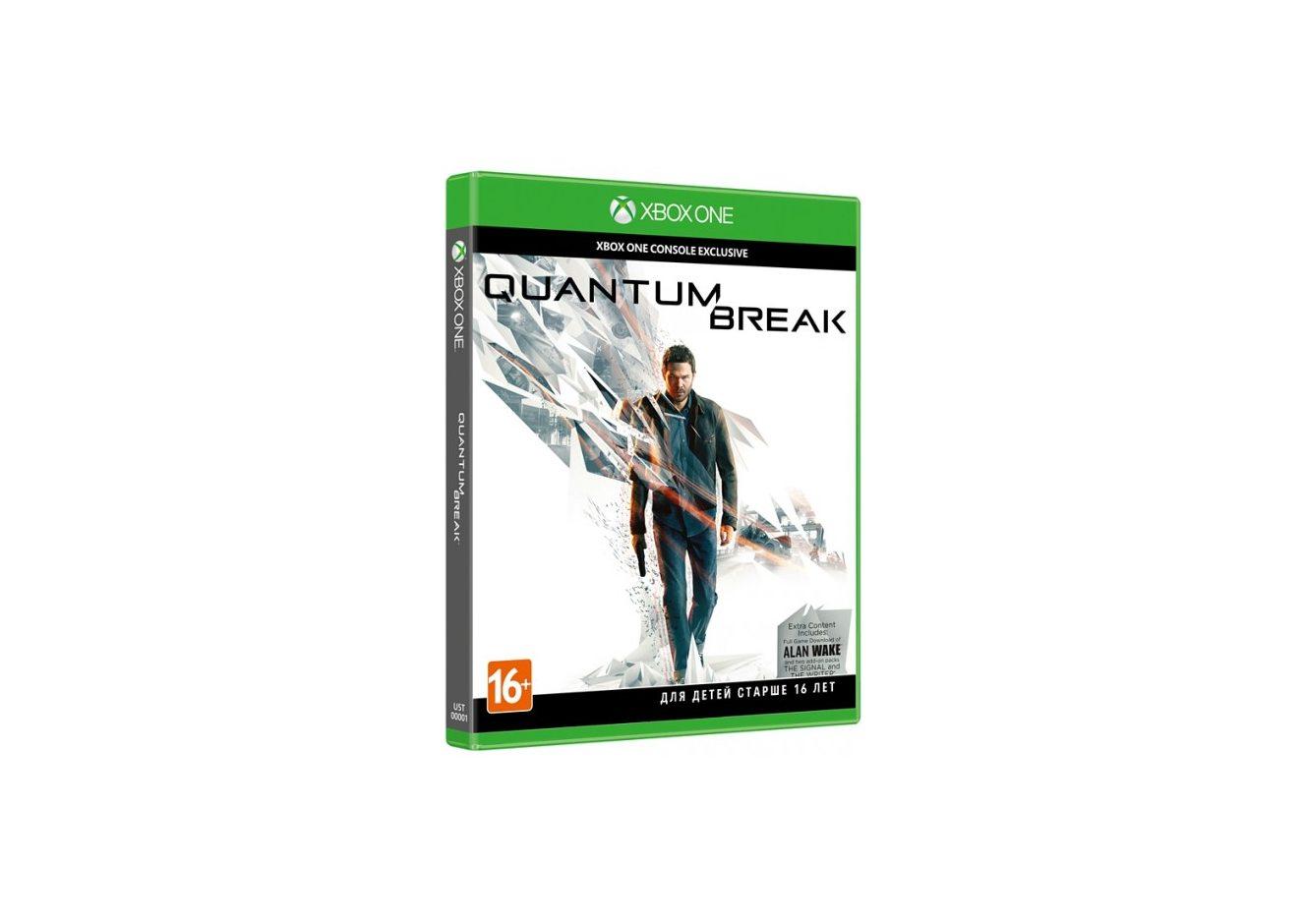 Xbox One Quantum Break Xbox One