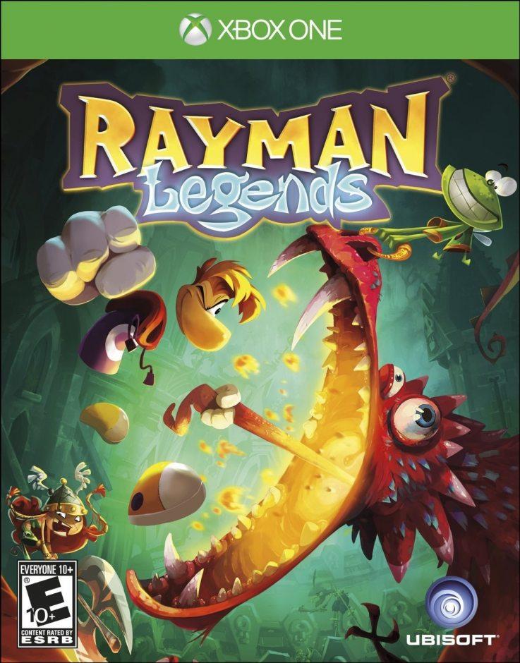 Xbox One Rayman Legends Xbox One