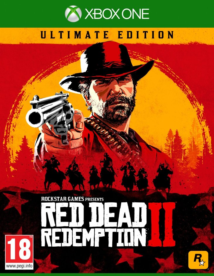 Xbox One Red Dead Redemption 2. Ultimate Edition Xbox One
