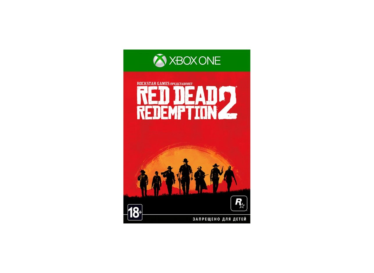 Xbox One Red Dead Redemption 2 Xbox One