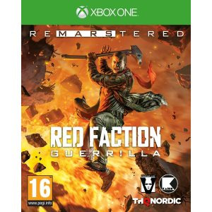 Xbox One Red Faction Guerrilla