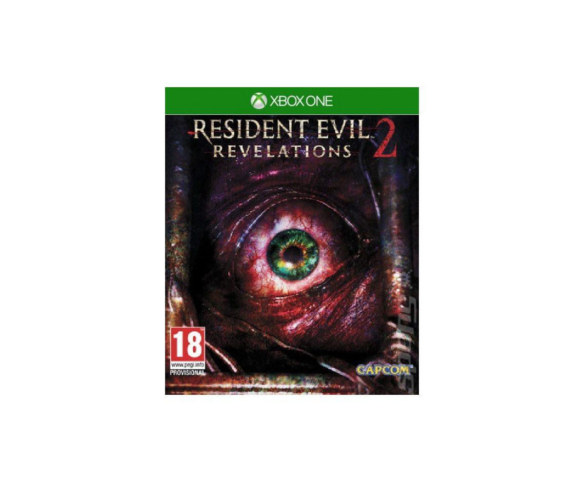 Xbox One Resident Evil: Revelations 2 Xbox One