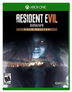 Xbox One RESIDENT EVIL 7 biohazard Gold Edition
