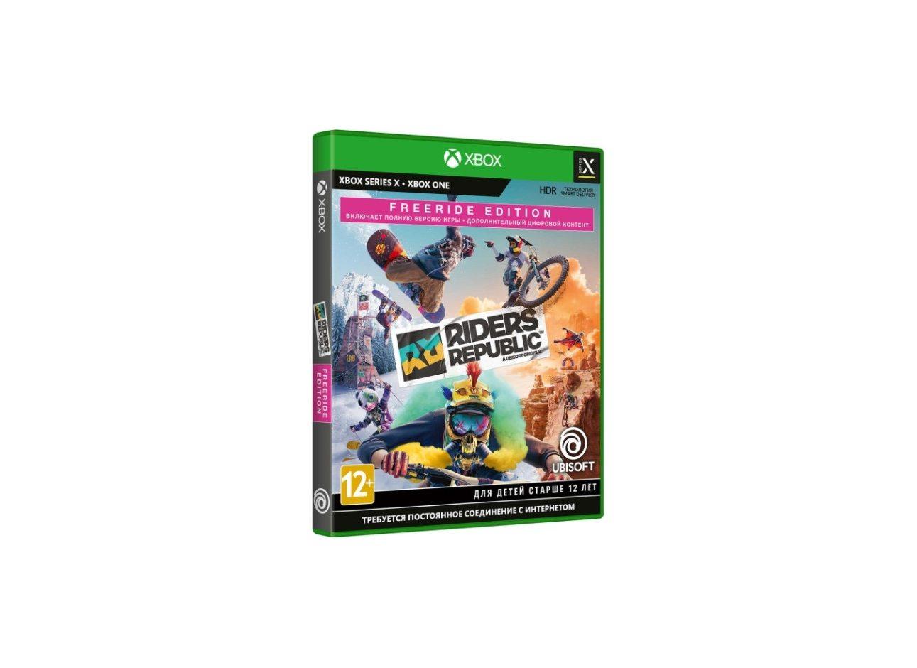 Xbox One Riders Republic. Freeride Edition Xbox One