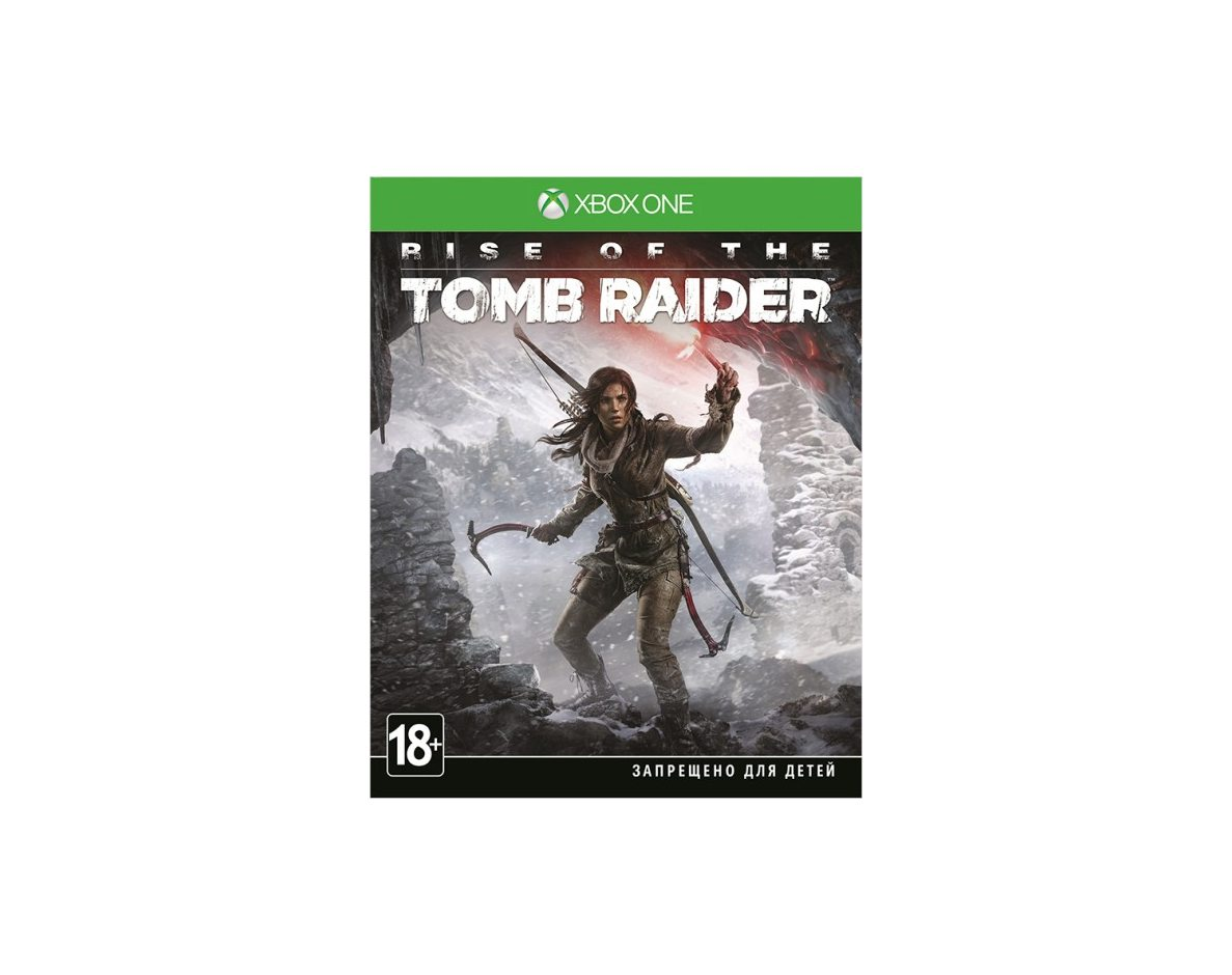 Xbox One Rise of the Tomb Raider Xbox One