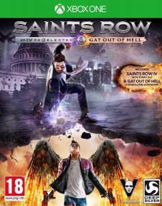 Xbox One Saints Row IV: Re-Elected