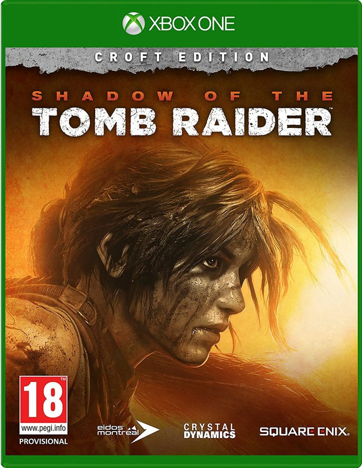 Xbox One Shadow of the Tomb Raider Croft Edition Xbox One