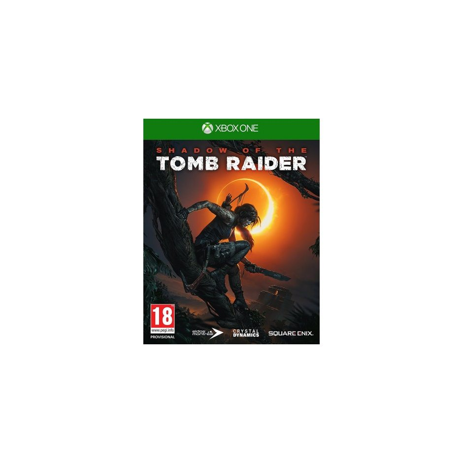 Xbox One Shadow of the Tomb Raider Xbox One