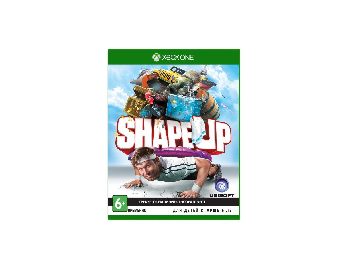 Xbox One Shape Up Xbox One