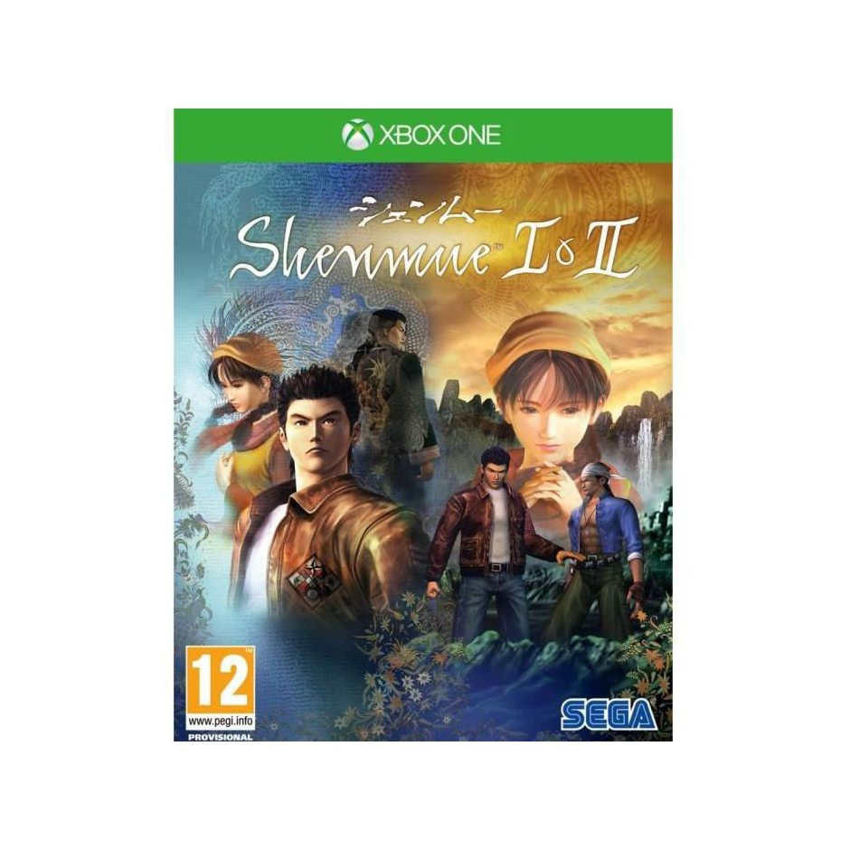 Xbox One Shenmue l, ll Xbox One