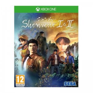 Xbox One Shenmue l, ll
