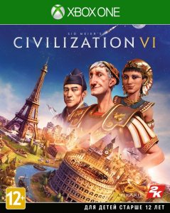 Xbox One Sid Meier's Civilization VI