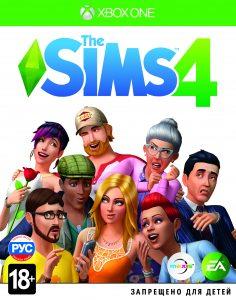 Xbox One Sims 4