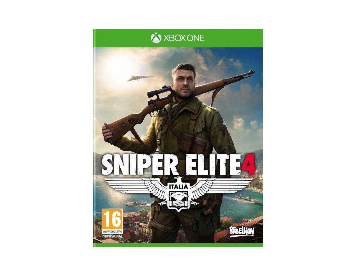 Xbox One Sniper Elite 4 Xbox One