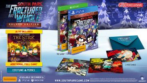 Xbox One South Park: The Fractured but Whole. Deluxe Edition Xbox One