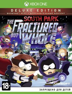 Xbox One South Park: The Fractured but Whole. Deluxe Edition