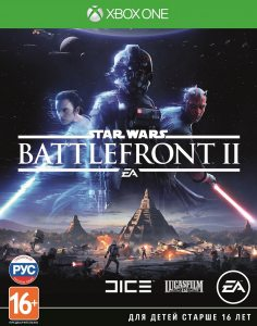 Xbox One Star Wars:Battlefront II