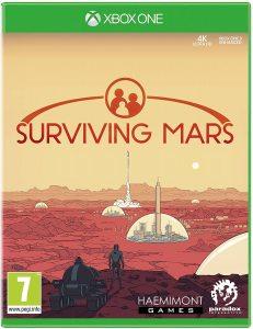 Xbox One Surviving Mars