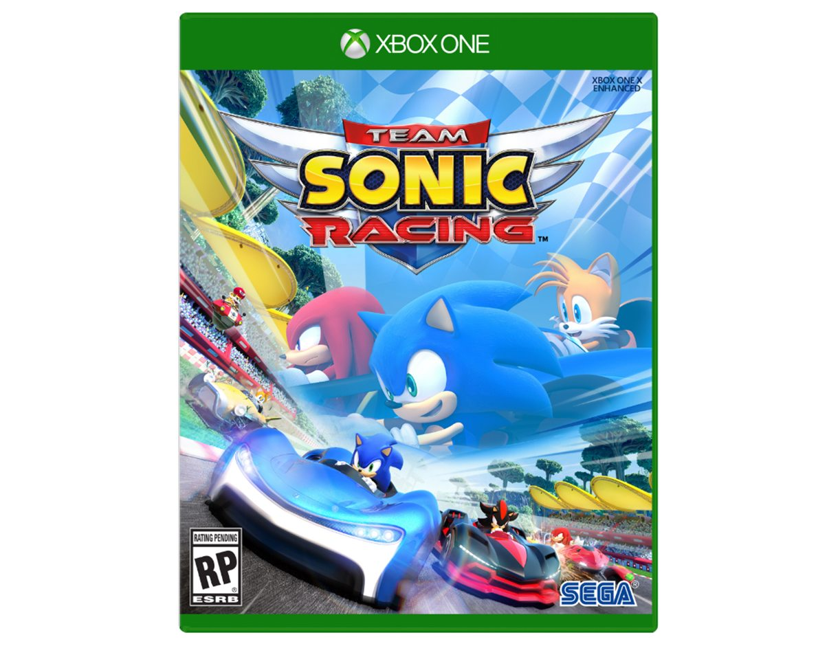 Xbox One Team Sonic Racing Xbox One