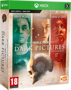 Xbox One The Dark Pictures. Triple Pack