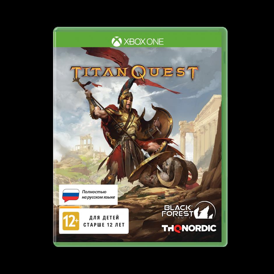 Xbox One Titan Quest Xbox One