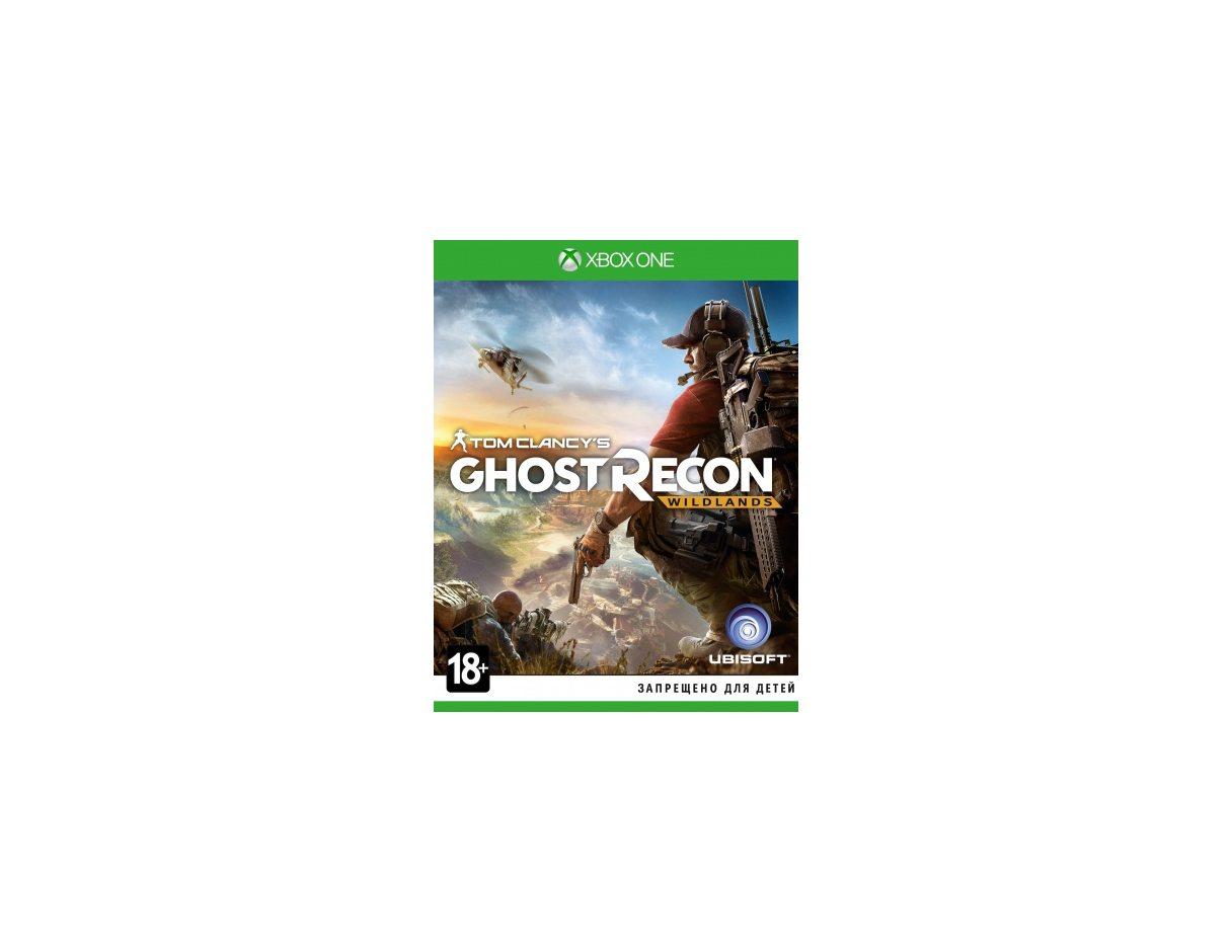 Xbox One Tom Clancy's Ghost Recon: Wildlands Xbox One