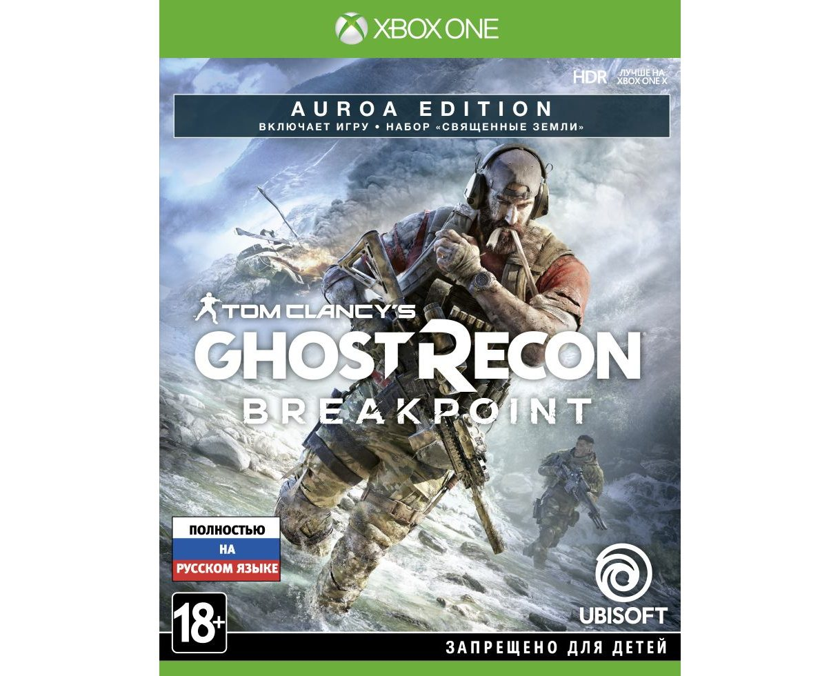 Xbox One Tom Clancy's Ghost Recon Breakpoint AUROA EDITION Xbox One
