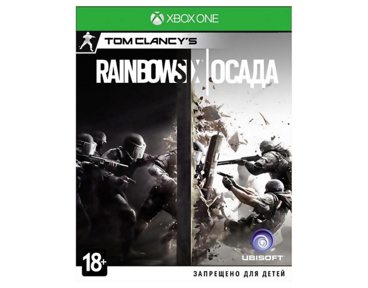 Xbox One Tom Clancy's Rainbow Six: Осада Xbox One