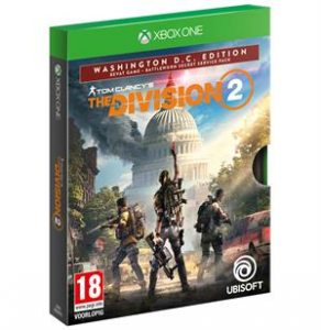 Xbox One Tom Clancy's The Division 2. Washington, D.C. Edition