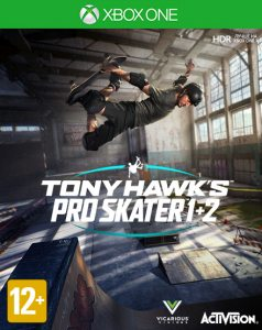 Xbox One Tony Hawk's Pro Skater 1 and 2