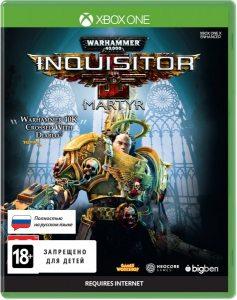 Xbox One Warhammer 40,000: Inquisitor Martyr