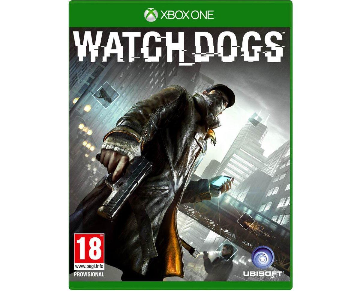 Xbox One Watch Dogs Xbox One