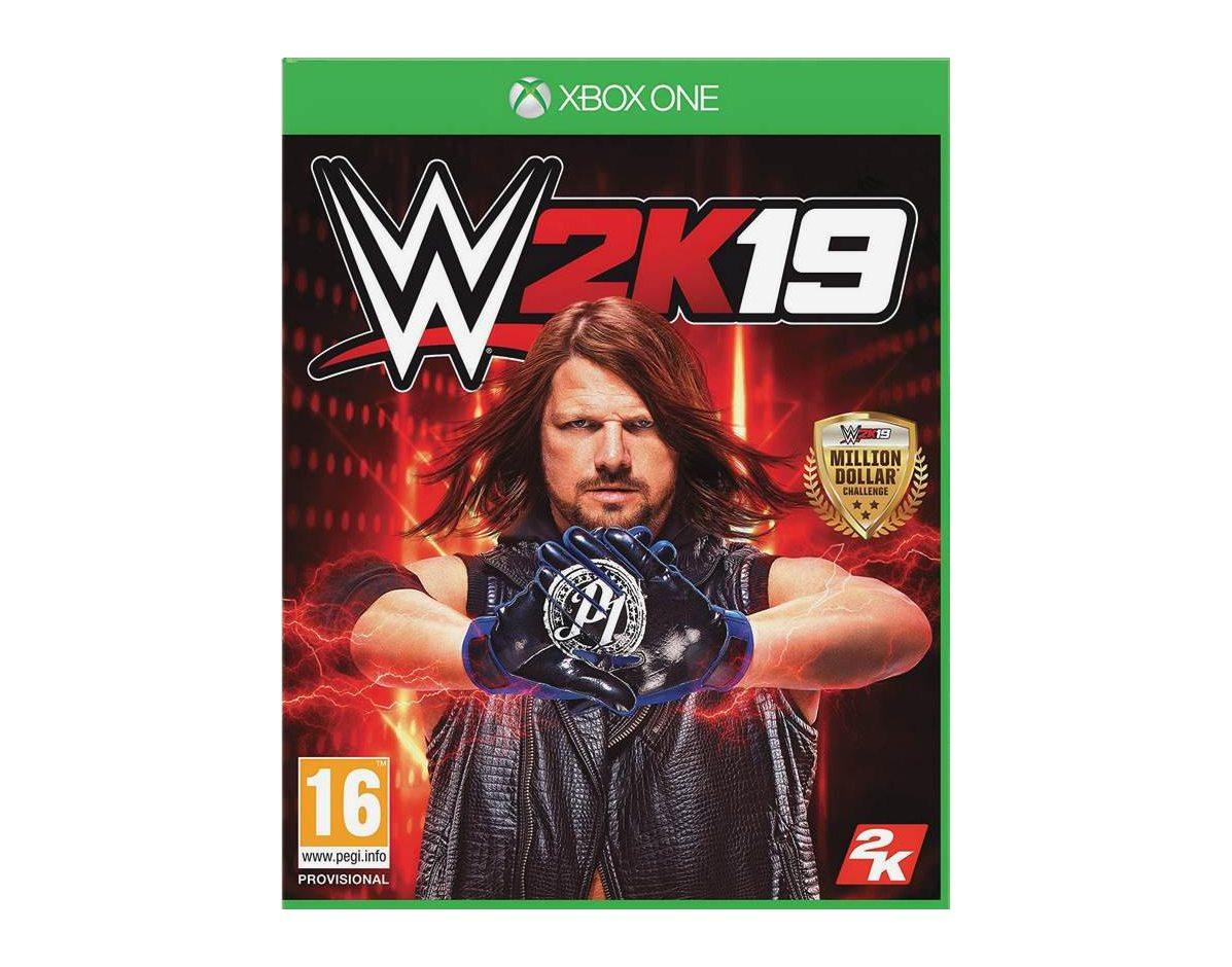 Xbox One WWE 2K19 Xbox One